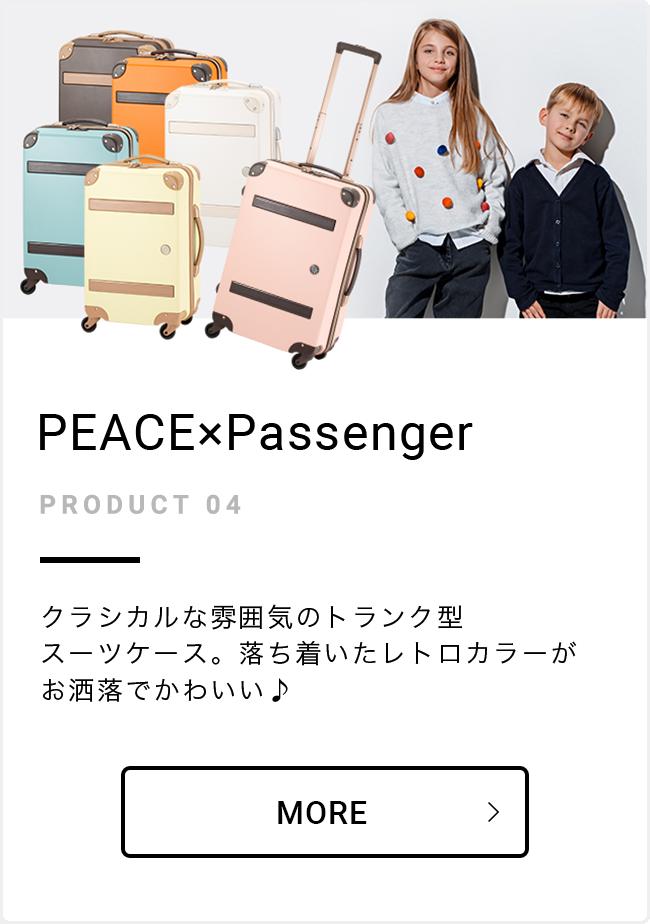 PEACE × Passenger